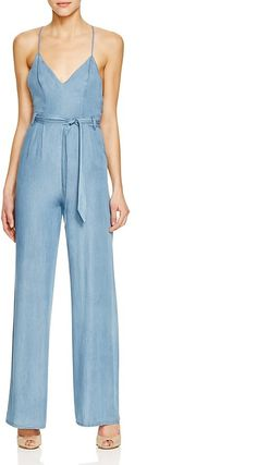 a9904fec5a4 Lovers + Friends Chambray Jumpsuit Chambray Jumpsuit