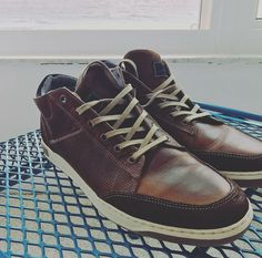 Street Style | Bullboxer shoes from instagram @ ben_farrugia #casual #leathershoos #leather #sporty #brown #shoes #blogger #style