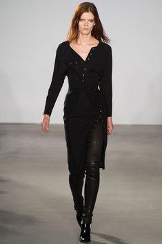Altuzarra Fall 2013 Ready-to-Wear Fashion Show - Irina Kravchenko