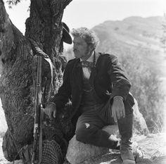 Burt Lancaster from The Leopard (1963)