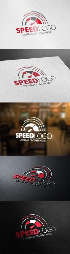 Speed Logo. Premium Icons. $28.00