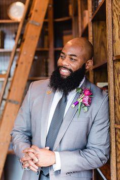 Orlando Wedding Blog | Orange Blossom Bride #orlandowedding #luxwedding #weddinginspo Wedding Ties, Wedding Groom, Wedding Attire, Groom And Groomsmen Looks, Orlando Wedding, Groom Attire, Suit And Tie, Shades Of Black, Wedding Inspiration