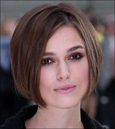 short hairstyles for fine hair ladies