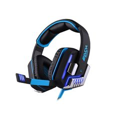 KOTION EACH G8200 7.1 Surround USB Vibration Gaming Headphone Headset Headband Earphone with Mic