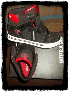 Supra Shoes!