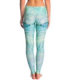 Teeki Envision Hot Pant Yoga Leggings at YogaOutlet.com - Free Shipping