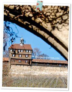 Esslingen in South Germany