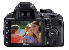 Nikon D3100 14.2MP Digital SLR Camera with 18-55mm f/3.5-5.6 AF-S DX VR Nikkor Zoom Lens | My Canon Digital Camera
