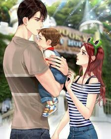 Manga Couple will this pin , is about a beautiful family . Romantic Anime Couples, Romantic Manga, Cute Couples, Couple Manga, Anime Love Couple, Anime Love Story, Manga Love, Anime Art Girl, Anime Girls