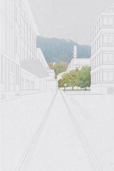 Claire Bessire (n.y.): Diploma Project, via caruso.arch.ethz.ch