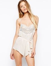 Mimi Holliday Mr Whippy Teddy Suit - I love everything about this gorgeous super soft playsuit! It's perfect to lounge in for those lazy days. http://asos.to/1qhpSEg