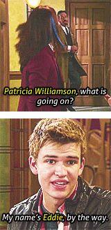 Patricia/Eddie