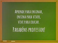 Brasil EcoNews: Dia do Professor - Data em que deveríamos celebrar...