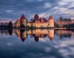 Castillo Trakai (Lituania)