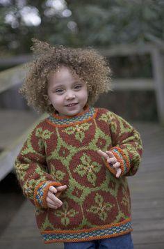 Ravelry: Little Majolica pattern by Kristin Nicholas