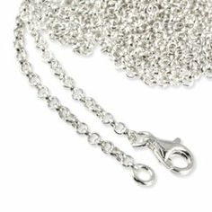 SilberDream Charms Necklace 925 Sterling Silver 27.7 inch original Charm Collection Necklace for Charm Pendants FC00287-1 SilberDream Charms. $21.95