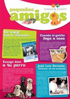 Pequeños Amigos 37 - Unidad de los diferentes cuadrados e imágenes.