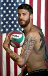 Volleyball . It's not just a sport, it's a passion — Panie Anderson, ma Pan piękne tatuaże ale ta...