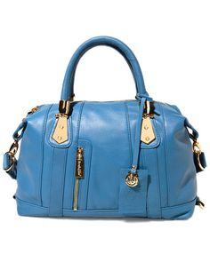 Rough Roses Leather Satchel...sold out :-(