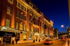 WIN a two nights bed and breakfast at London Bridge Hotel and £100 in Theatre Tokens!