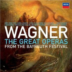 The Great Operas from the Bayreuth Festival - Decca
