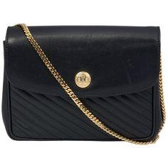 Celine Vintage Shoulder Bag 1 638 Found On Polyvore