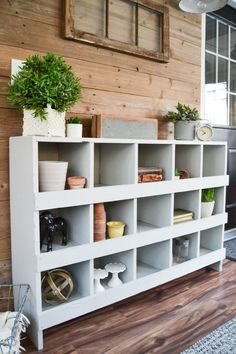 Love nesting boxes, but don't want to spend a ton of money for them? Make your own DIY Nesting Boxes from an old bookshelf! Furniture Ads, Recycled Furniture, Cheap Furniture, Antique Furniture, Furniture Stores, Primitive Furniture, Furniture Removal, Furniture Movers, Urban Furniture