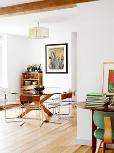 """This Décor """"Mistake"""" Makes All French-Girl Homes Look Insanely Cool via @MyDomaine"""