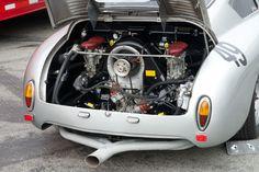 Porsche Abarth.