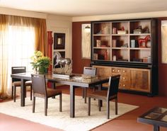 Decorated dining room #KBHome