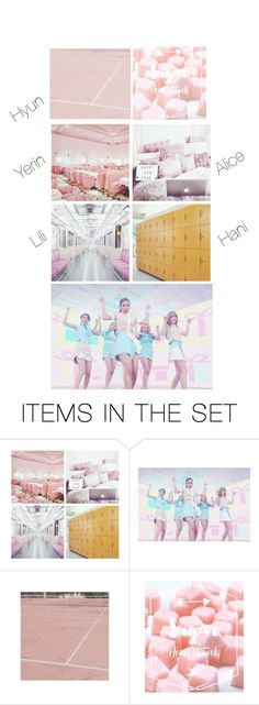 """""""— Sugar 'Heart Attack' MV"""" by girlz-ten ❤ liked on Polyvore featuring art"""