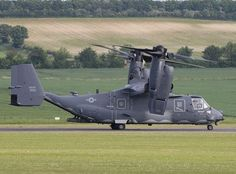 Osprey departing Duxford!                                                                                                                                                     More