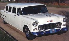 1955 Chevy Airport Limo