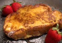 Baked French Toast  #ChallengeButter #butter