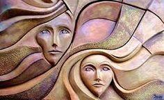 Resultado de imagen de como hacer un mural creativo de ceramica