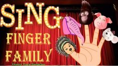 Full Movie Finger Family SONG and Animation