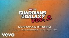 "The Sneepers recorded the song ""Guardians Inferno"" (written by James Gunn) with David Hasselhoff in Guardians of the Galaxy Vol. 2. Trivia The song references Rocket Raccoon, Groot, Peter Quill, and Ego., The band shares its name with an alien race, the Sneepers."