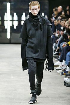 Y-3 Fall 2016 Menswear Fashion Show