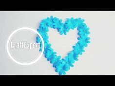 DIY Paper Craft  Amazing Paper Heart Design Crafts Idea  Easy Valentine'...