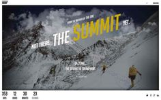 The Summit Coming Soon Template