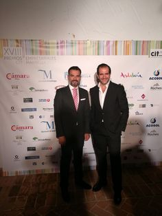Presente junto a Oscar Fernández Bracho en los XVIII #PremiosEmpresariales2017 @citmarbella representando a Centro Plaza