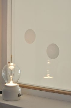 Lovely white dot stickers- Pastilles repositionnables blanches | Milk & Paper