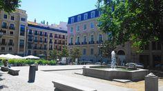 La plaza del Rey