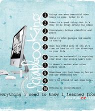 Digital Scrapbooking self-paced class taught by @janetphillips theme is When you don't have a photo #self-paced class #digitalscrapbooking #thedailydigi