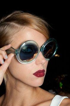 Jonathan Saunders | ss13 | sunglasses
