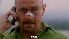 I got The Danger! Which Stage Of Walter White's Transformation Are You?