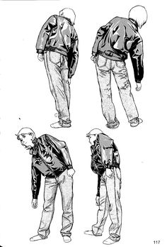 Make yourself a favour and buy this book - How to draw manga vol.4 ✤    CHARACTER DESIGN REFERENCES
