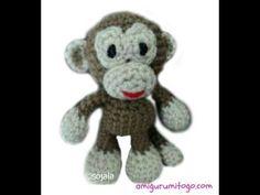 Crochet Along & Make A Monkey