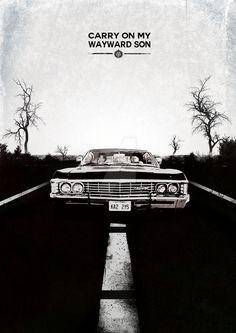 Image result for supernatural posters