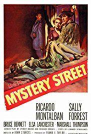 Mystery Street Poster-1950